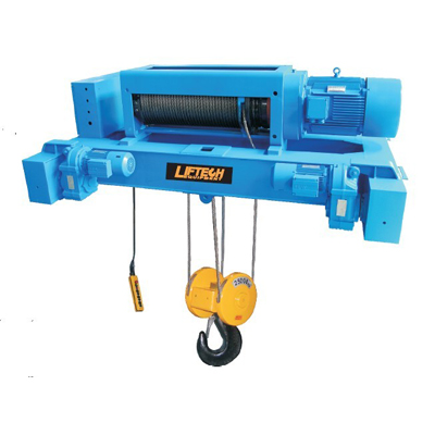 Liftech Wire Rope Hoist Manufacturers - China Manufacturer And Supplier