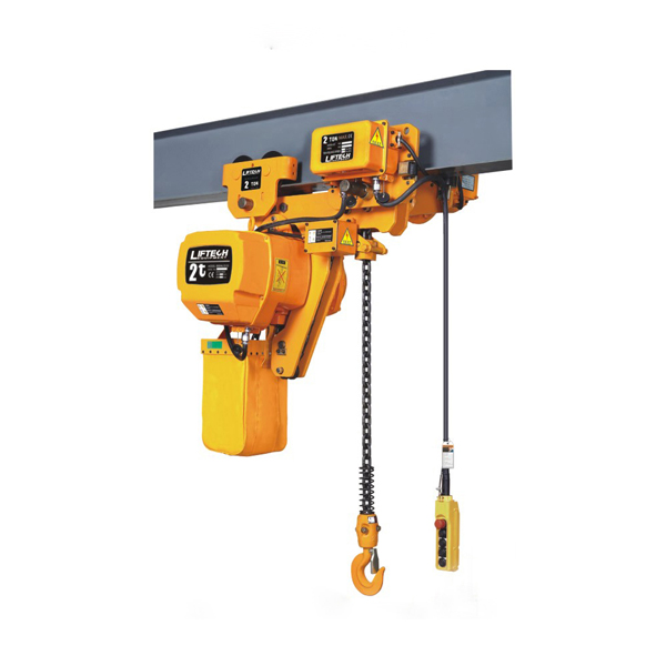 Liftech Motorized Chain Hoists China Manufacturer And