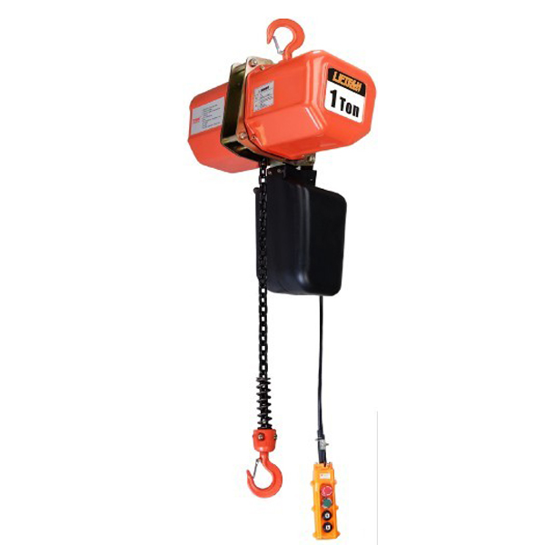Liftech 5 Ton Electric Chain Hoists China Manufacturer