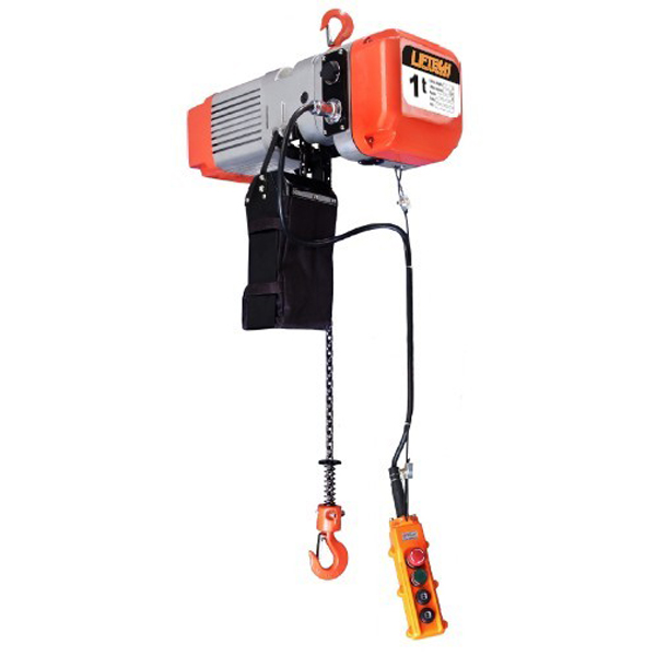 Liftech 380v Electric Chain Hoists China Manufacturer